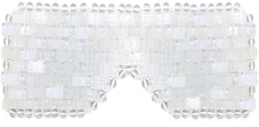 Maska na twarz i ciało z kryształu górskiego - Crystallove — фото N1