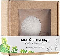 Kup 100% naturalny ręcznie wykonany kamień peelingujący - Pierre de Plaisir Natural Scrubbing Stone Face