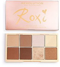 Kup Paleta do makijażu - Makeup Revolution Roxxsaurus Roxi Highlight & Contour Palette