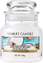 Kup Świeca zapachowa w słoiku - Yankee Candle Coconut Splash