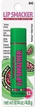 Kup Wygładzający balsam nawilżający do ust Arbuz - Lip Smacker Watermelon Lip Balm