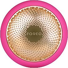 Kup Urządzenie do nakładania maseczki na twarz - Foreo UFO 2 Power Mask Light Therapy Device Fuchsia