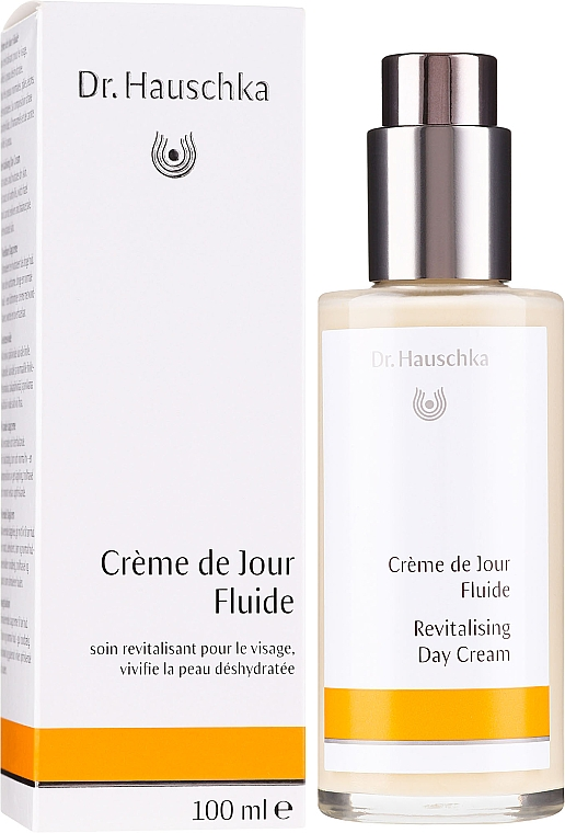 Rewitalizujący krem do twarzy na dzień - Dr. Hauschka Revitalizing Day Cream — фото N1
