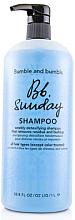 Oczyszczający szampon do włosów - Bumble and Bumble Sunday Shampoo — фото N2