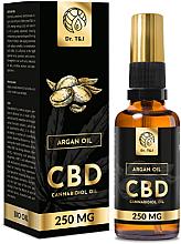 Kup PRZECENA! Naturalny olej arganowy CBD - Dr. T&J Bio Oil *