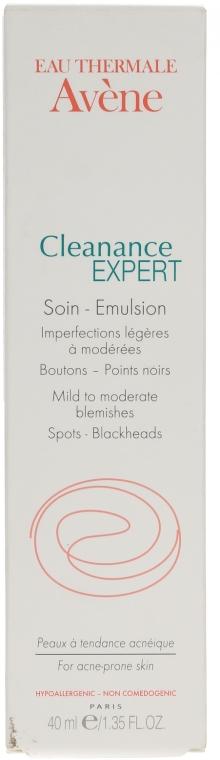 Emulsja zwalczająca wszystkie objawy trądziku - Avène Cleanance Expert Soin Emulsion