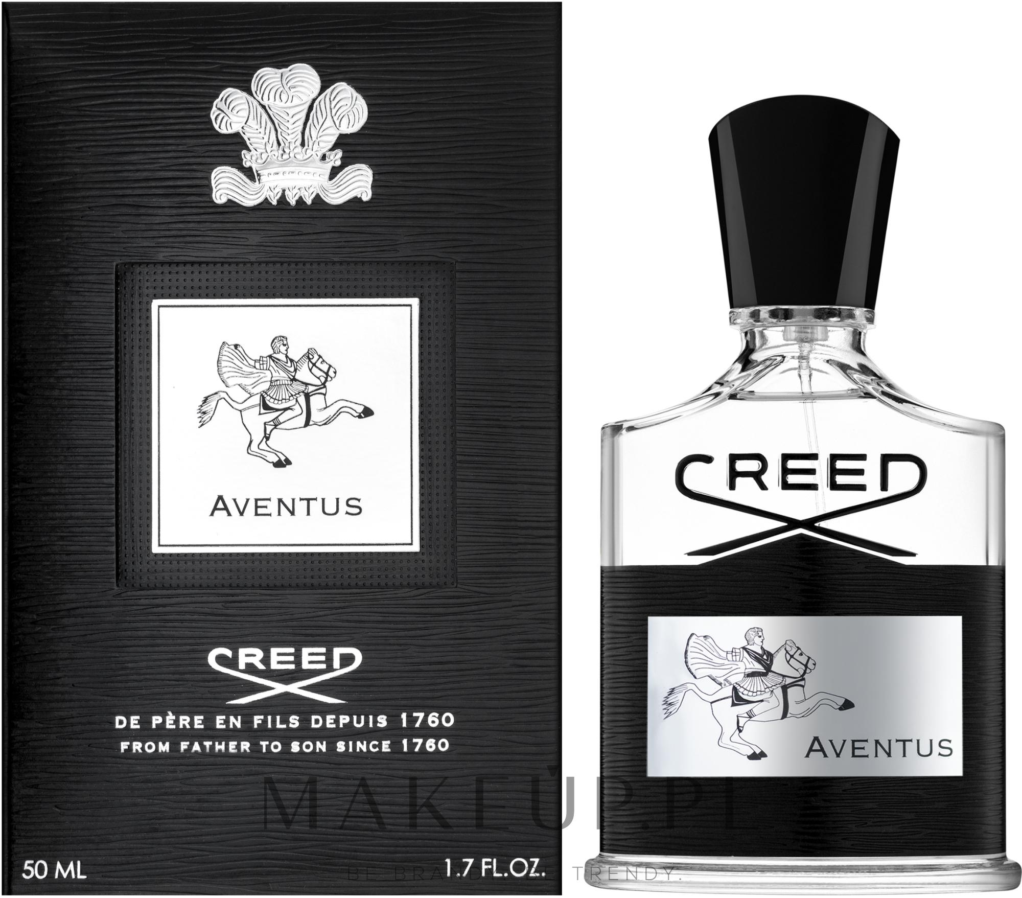 Creed Aventus - Woda perfumowana — фото 50 ml