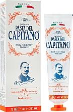 Kup Pasta do zębów z witaminami - Pasta Del Capitano 1905 Ace Toothpaste Complete Protection