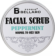 Kup Miętowy peeling do twarzy - Fergio Bellaro Exfoliante Facial