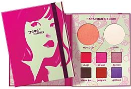 Kup Paleta cieni do powiek - Neve Cosmetics Harajuku Memoir Palette