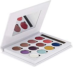 Paleta do makijażu ust - Bellapierre 12 Color Pro Matte Lip Palette — фото N3
