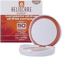 Kup Kompaktowy krem-podkład w płynie do skóry tłustej i mieszanej - Cantabria Labs Heliocare Color Compact Oil-Free Spf 50
