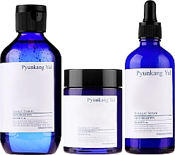 Kup Zestaw - Pyunkang Yul Skin Set (toner/200ml + serum/100ml + cr/100ml)