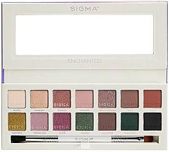 Kup Paletka cieni do powiek - Sigma Beauty The Enchanted Eyeshadow Palette