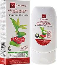 Kup Hipoalergiczny aktywnie oczyszczający peeling do twarzy - GoCranberry Actively Purifying Facial Scrub