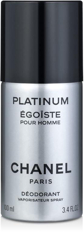 Chanel Égoïste Platinum - Perfumowany dezodorant w sprayu