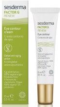 Kup Przeciwstarzeniowy krem pod oczy - SesDerma Laboratories Factor G Renew Eye Contour