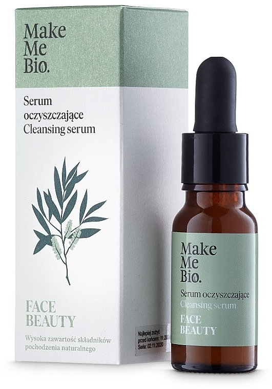 Serum do cery trądzikowej - Make Me Bio Beautiful Face — фото N1
