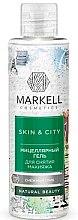 Kup Żel micelarny do demakijażu Trzęsak morszczynowaty - Markell Cosmetics Skin&City