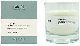 Kup Świeca zapachowa - Ambientair Lab Co. Myrtle