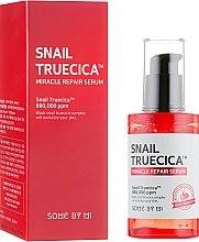 Kup Dwufunkcyjne serum do twarzy na przebarwienia i blizny - Some By Mi Snail Truecica Miracle Repair Serum