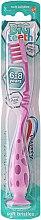 Kup Miękka szczoteczka do zębów dla dzieci 6+, różowa - Aquafresh Big Teeth