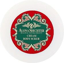 Kup Krem-peeling do ciała z naturalnymi składnikami i minerałami z Morza Martwego - Alona Shechter Cream Body Scrub