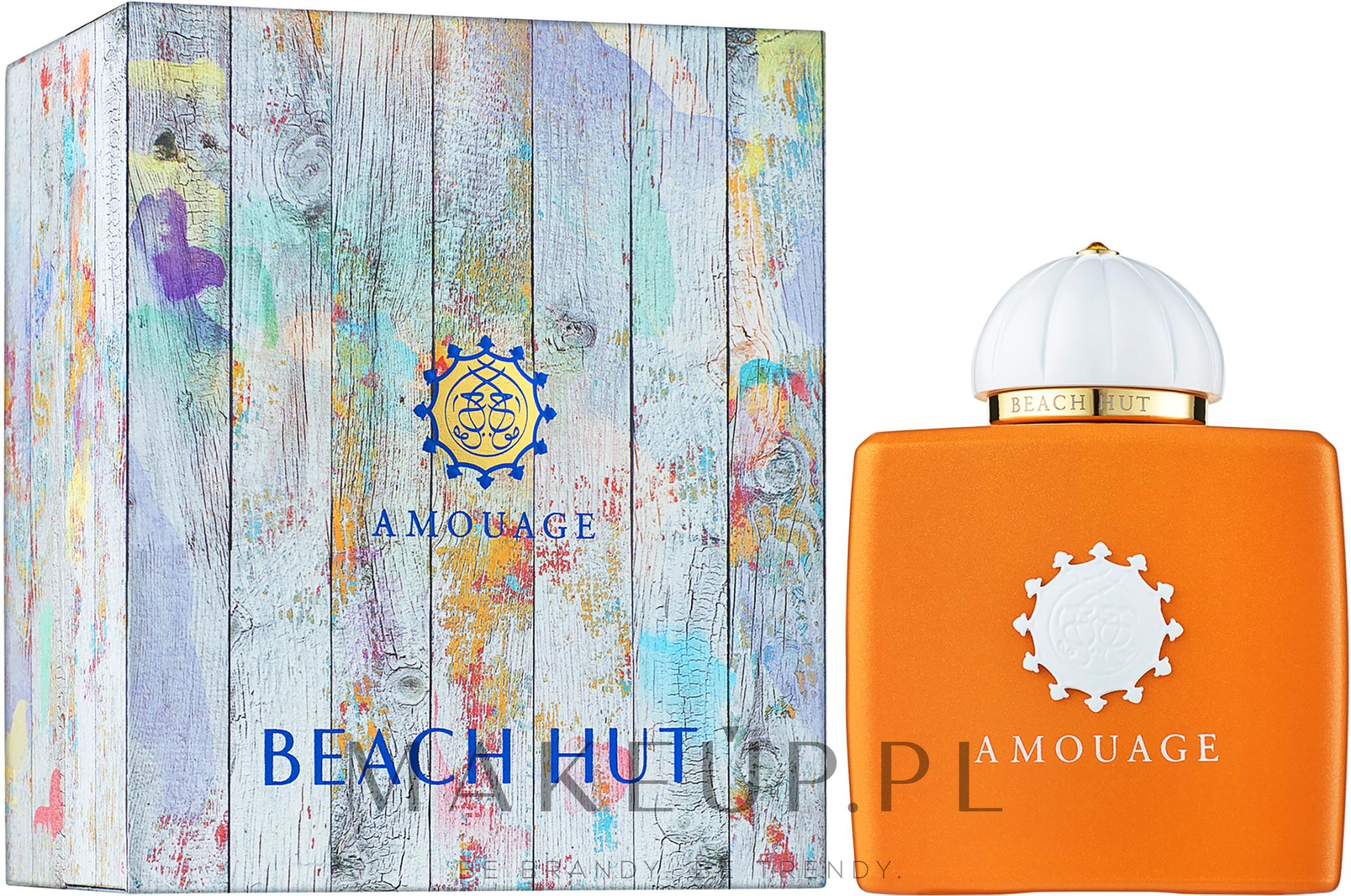 Amouage Beach Hut Woman - Woda perfumowana — фото 100 ml