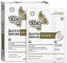 Kup Maska na twarz, szyję i powieki z biozłotem - Dizao Natural