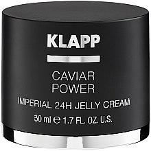 Kup Kawiorowy żelowy krem do twarzy - Klapp Caviar Power Imperial 24H Jelly Cream