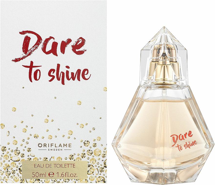 Oriflame Dare to Shine - Woda toaletowa — фото N2
