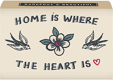 "Mydło do rąk z jałowcem i limonką - Bath House ""Home Is Where The Heart Is"" Hand Soap  — фото N1"