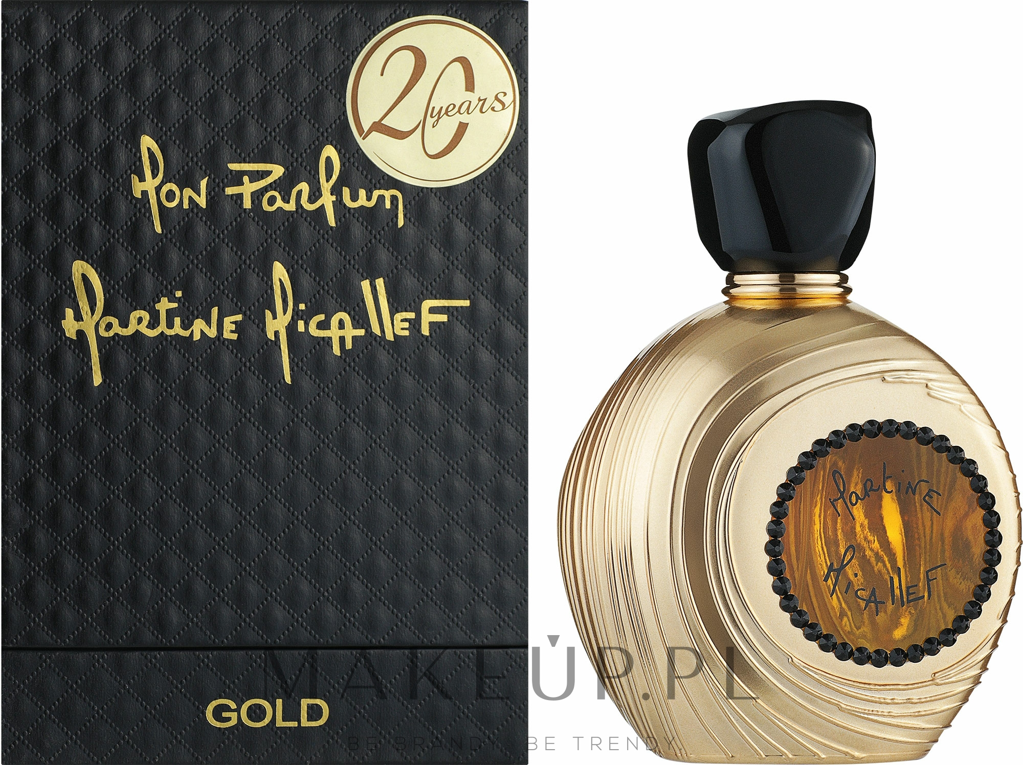 M. Micallef Mon Parfum Gold - Woda perfumowana — фото 100 ml