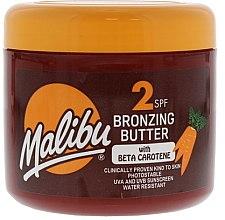 Brązujące masło do ciała - Malibu Bronzing Body Butter SPF 2  — фото N2