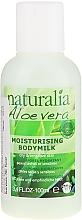 Kup Nawilżające mleczko do ciała z aloesem - Naturalia Aloe Vera Moisturizing Bodymilk
