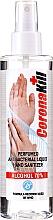 Kup Antybakteryjny płyn do dezynfekcji rąk w sprayu - Lazell CoronaKill Hand Sanitizer