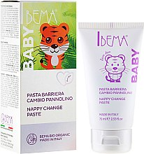 Kup Ochronny krem pod pieluszkę dla dzieci - Bema Cosmetici Baby Love Bio Nappy Change Paste