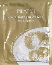 Kup Krystaliczna kolagenowa maska do skóry wokół oczu - Pil'aten Crystal Collagen Eye Mask