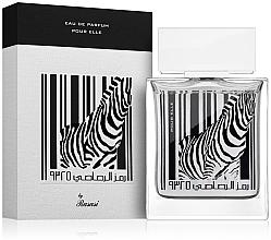 Kup PRZECENA! Rasasi Rumz Al Zebra Pour Elle - Woda perfumowana *