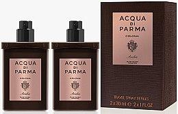 Kup Acqua di Parma Colonia Ambra Travel Spray Refills - Zestaw (2 x edc/refill 30 ml)
