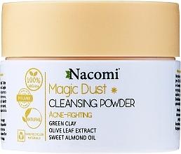 Kup Oczyszczający puder do twarzy do skóry tłustej - Nacomi Vegan Cleansing & Acne Fighting Powder Magic Dust