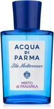 Kup Acqua di Parma Blu Mediterraneo Mirto di Panarea - Woda toaletowa (tester z nakrętką)