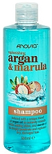 Kup Szampon do włosów z olejkiem arganowym i marulą - Anovia Shampoo Argan & Marula