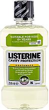 Kup Płyn do płukania jamy ustnej Ochrona jamy ustnej - Listerine Cavity Protection Mouthwash