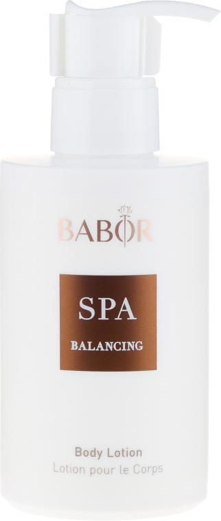 Balansujący balsam do ciała - Babor SPA Balancing Body Lotion — фото N2