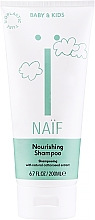 Kup Odżywczy szampon dla dzieci z naturalnym ekstraktem z nasion bawełny - Naif Baby Nourishing Shampoo