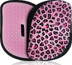 Kup Szczotka do włosów - Tangle Teezer Compact Styler Pink Kitty Mobile Brush