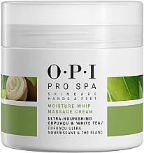 Kup Nawilżający krem do masażu dłoni - O.P.I ProSpa Moisture Whip Massage Cream