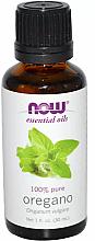 Kup Olejek oregano - Now Foods Essential Oils 100% Pure Oregano