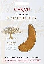 Kup Kolagenowe płatki pod oczy - Marion Golden Skin Care
